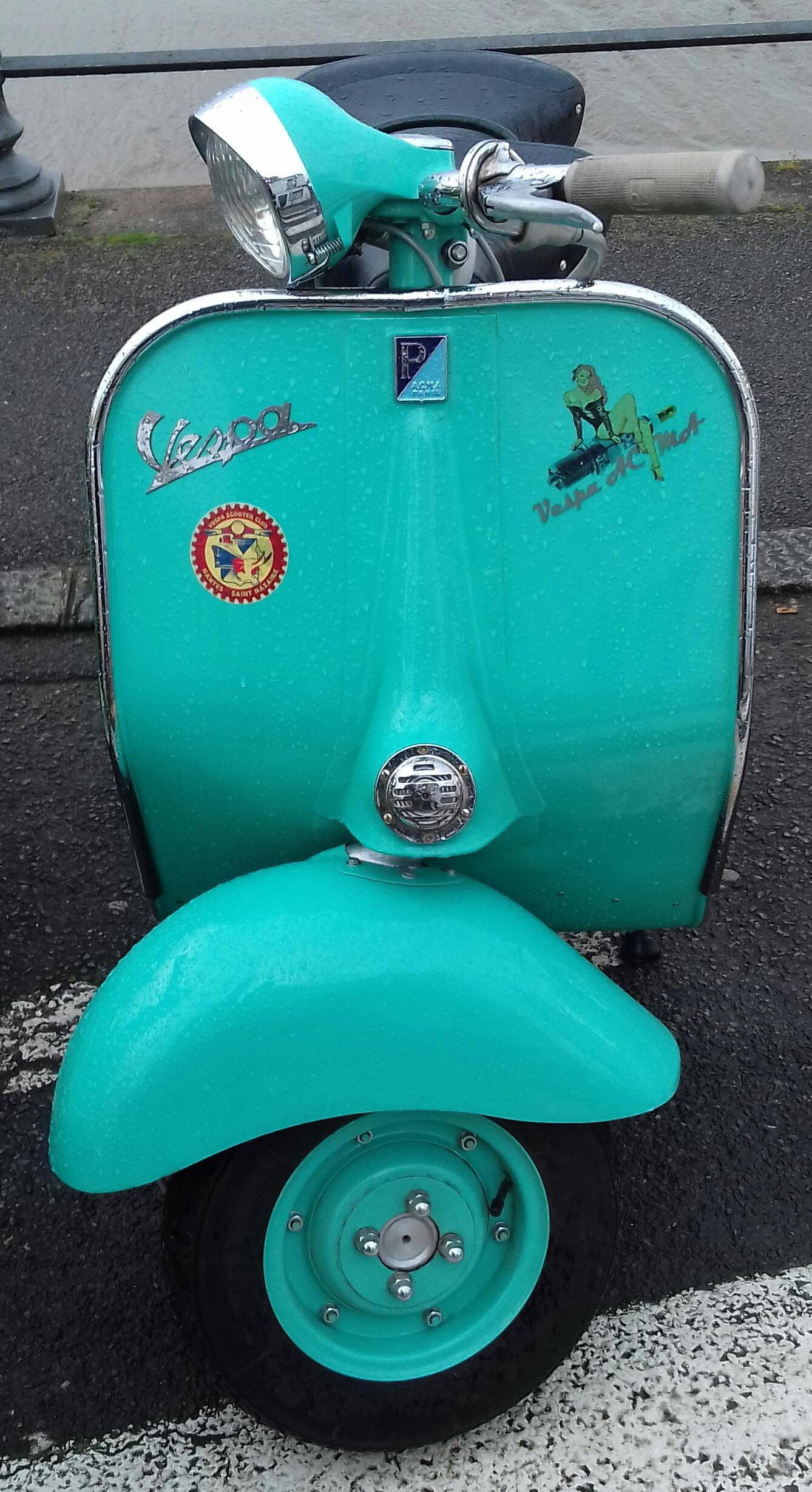 Vespa Scooter Club Nantes St Nazaire